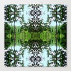Arboretum Canvas Print