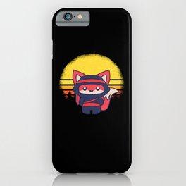 Little Fox Foxes iPhone Case