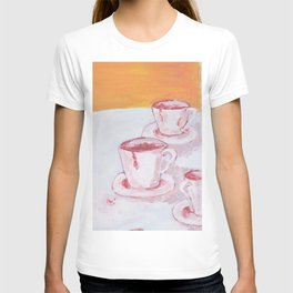 TRAZAS DE CHOCOLATE T-shirt