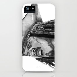 Jack Sparrow - I Wash My Hands Of This Weirdness iPhone Case