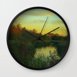 The Marsh Wall Clock