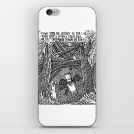 Dante's Inferno iPhone Skin