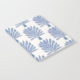 Palm Tree – Navy Palette Notebook