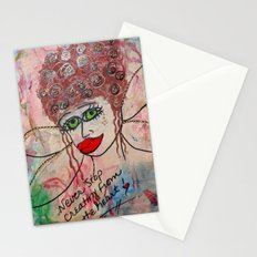 Fairy Art Mother Stationery Cards