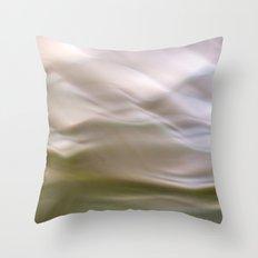 Flow IV Throw Pillow