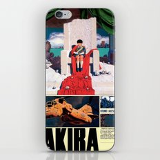 Manga 05 iPhone Skin