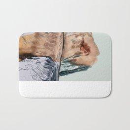 Punching Water Bath Mat