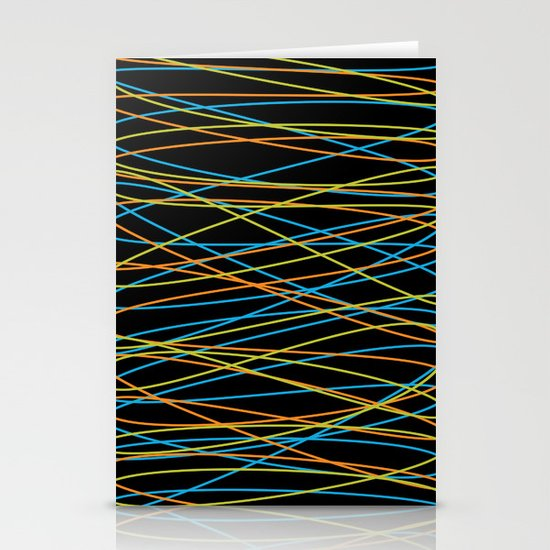 Wired Stationery Cards