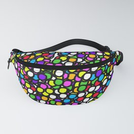 Bubble GUM Colorful Balls Fanny Pack