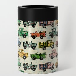Old Timey Cars Can Cooler