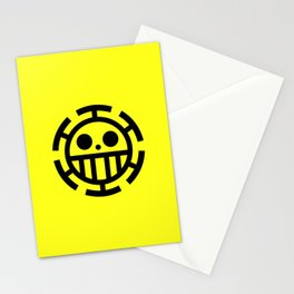 Trafalgar Law Stationery Cards
