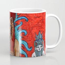 Memphite Triad by Nefertara Coffee Mug