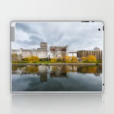 The old factory Laptop & iPad Skin