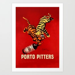 Leonetto Cappiello Port Liqueur Advertising Poster Art Print