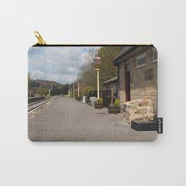 Darley Dale train platform v2 Carry-All Pouch