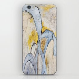 497 - Abstract Giraffe Design iPhone Skin