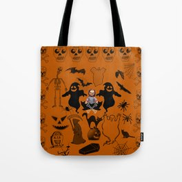 Scream Queen (Chucky Edition) Tote Bag