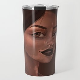 Beautifully unique Travel Mug