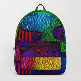 Disturbed Order Backpack