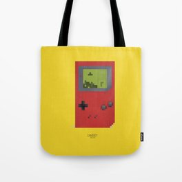 Pixelated Technology - Gameboy Tote Bag