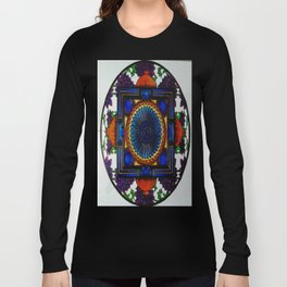 spiritual mandala Long Sleeve T-shirt