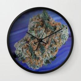 Jenny's Kush Medicinal Marijuana Wall Clock