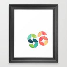 S6 Tee Framed Art Print