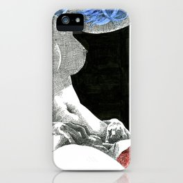 NUDEGRAFIA - 42 iPhone Case