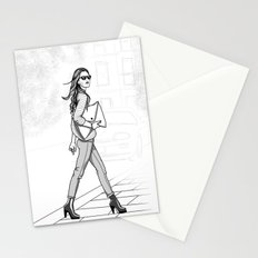 In A Hurry Stationery Cards