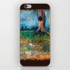 follow iPhone & iPod Skin