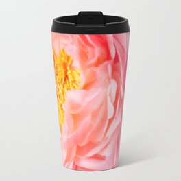 peonies 05 Travel Mug