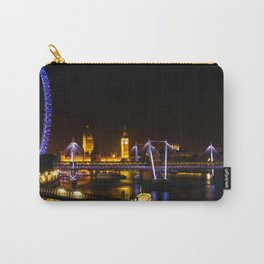The Thames View Carry-All Pouch