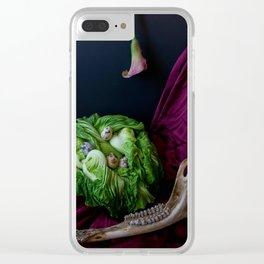 Clenched Clear iPhone Case