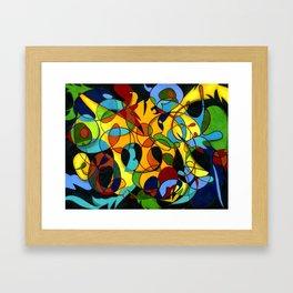 Emotion ~ Prismacolor Pencil Art Framed Art Print