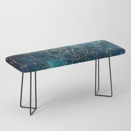 Star Map :: City Lights Bench