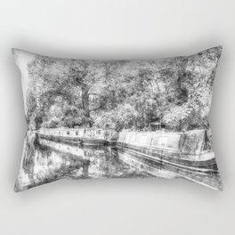 Little Venice London Vintage Rectangular Pillow