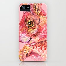 The squirrel magic  Slim Case iPhone (5, 5s)