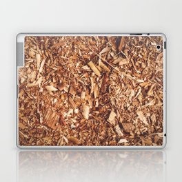 Sawdust background texture Laptop & iPad Skin