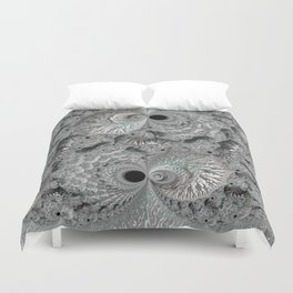 The Chaos Theory Duvet Cover