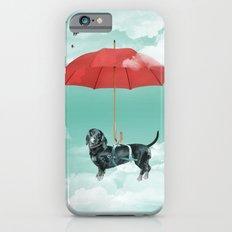 Dachshund chute iPhone 6s Slim Case