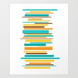 BENNY Art Print