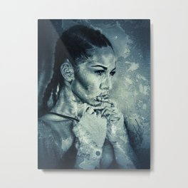 Sophia Metal Print