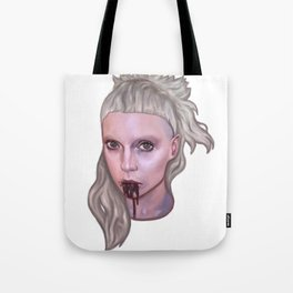 Zef Queen Tote Bag
