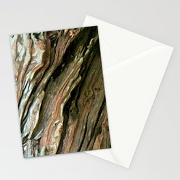 Old Olive tree weathered wood Stationery Cards