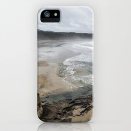 Lookout Point near Otter Rock iPhone Case