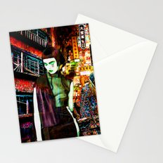 Hungry Ghost Stationery Cards