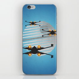 Space figther xwing iPhone Skin