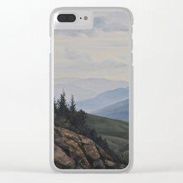WaterRock Knob Clear iPhone Case