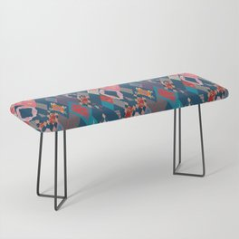 Circus_vintage Bench