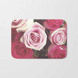 Roses are Love Bath Mat